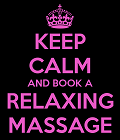Relaxing massage Northampton