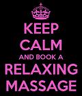 Relaxing massage Northampton