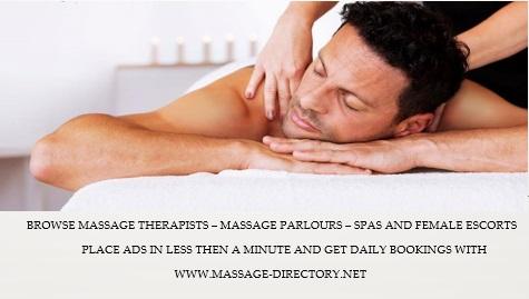 Advertise massage services online